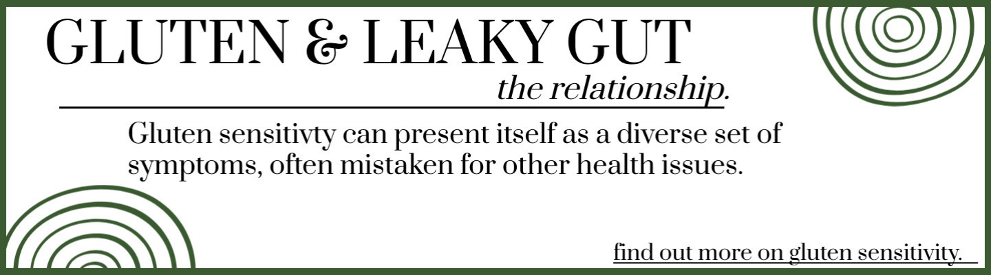 gluten and leaky gut